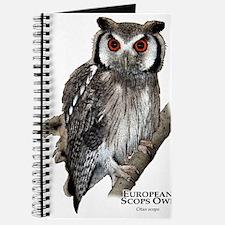 European Scops Owl Journal