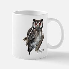 European Scops Owl Mug