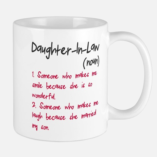 Daughter-in-law Mug