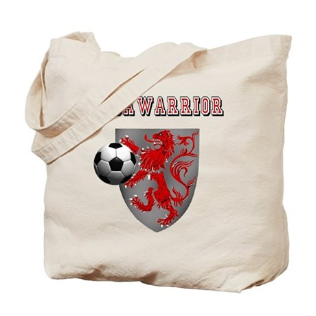 Soca Warriors Emblem Tote Bag