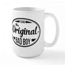 Birthday Born 1940 The Original Bad Boy Mug