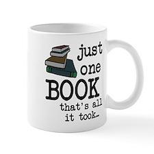 Just one book Mug