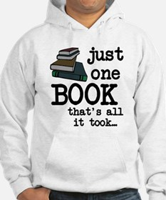 Just one book Jumper Hoody