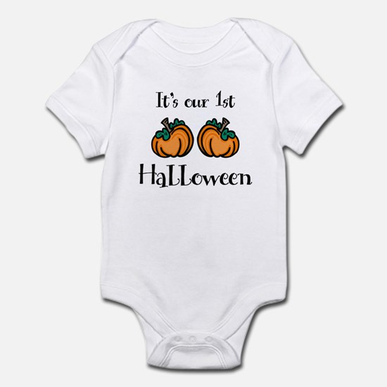 Our 1st Halloween - Infant Bodysuit