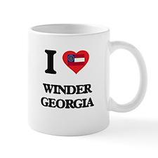 I love Winder Georgia Mugs