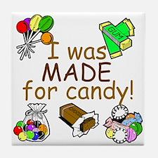 Candy Tile Coaster