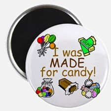 "Candy 2.25"" Magnet (10 pack)"