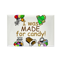 Candy Rectangle Magnet (10 pack)