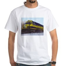 Alaska RR Railroad Locomotive Train Shirt
