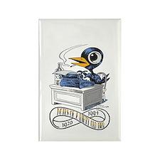 Bukbird by Tony Millionaire Rectangle Magnet