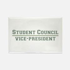 Student Council - Vice-President Rectangle Magnet