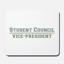 Student Council - Vice-President Mousepad