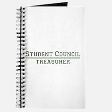 Student Council - Treasurer Journal