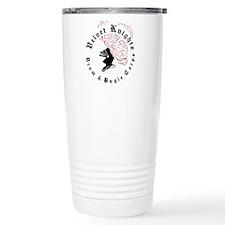 VK Knight Head Travel Mug