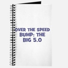 Over the speed bump: The Big Journal