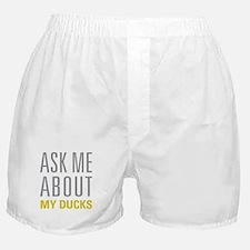 My Ducks Boxer Shorts