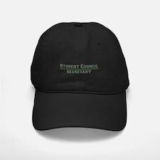 Student Council - Secretary Baseball Hat