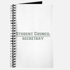 Student Council - Secretary Journal