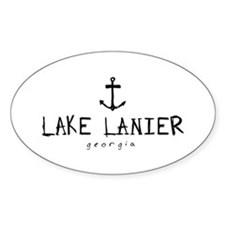 Cute Lake Decal