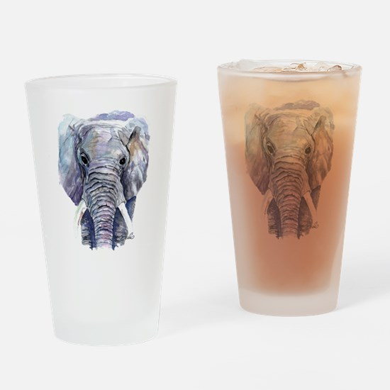 elliet.png Drinking Glass