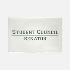 Student Council - Senator Rectangle Magnet
