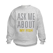 My Fish Sweatshirt