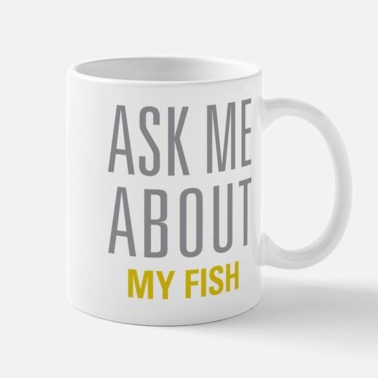 My Fish Mugs