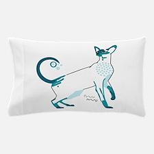Siamese cat Pillow Case
