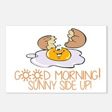 SUNNY SIDE UP Postcards (Package of 8)
