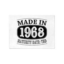 Made in 1968 - Maturity Date TDB 5'x7'Area Rug