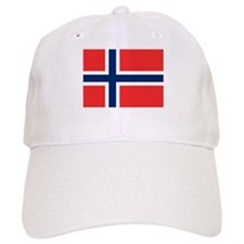 Flag of Norway Baseball Cap