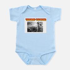 KING KONG - TRUMP TOWER - PARODY Body Suit