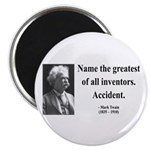 Mark Twain 9 Magnet