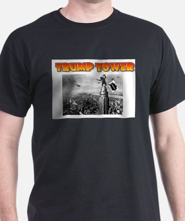 KING KONG - TRUMP TOWER - PARODY T-Shirt