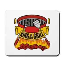 King of the Grill Mousepad
