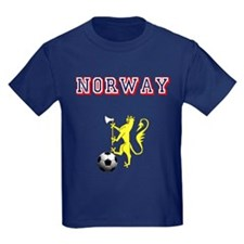 Norway football badge T