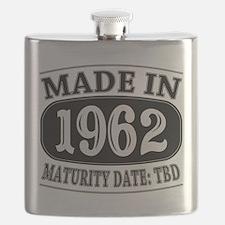 Made in 1962 - Maturity Date TDB Flask