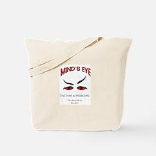 minds eye tattoo & piercing Tote Bag