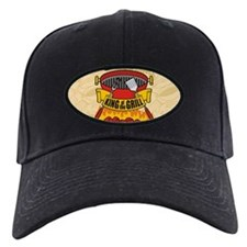 King of the Grill Baseball Hat