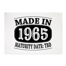 Made in 1965 - Maturity Date TDB 5'x7'Area Rug