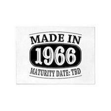 Made in 1966 - Maturity Date TDB 5'x7'Area Rug