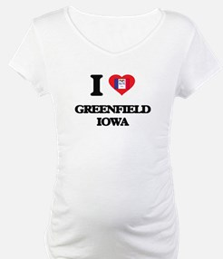 I love Greenfield Iowa Shirt