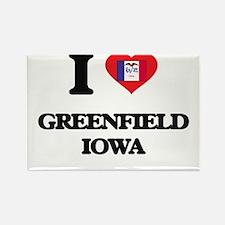 I love Greenfield Iowa Magnets