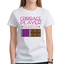Cribbage Player Tee