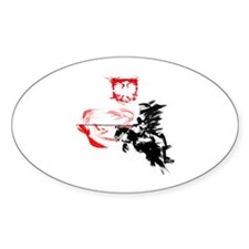 Polish Hussar Stickers