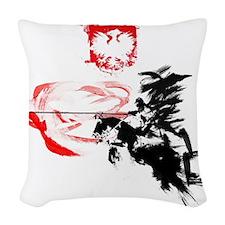 Polish Hussar Woven Throw Pillow