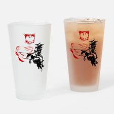 Polish Hussar Drinking Glass