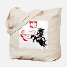 Polish Hussar Tote Bag