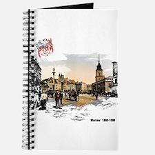 Poland Warsaw Journal