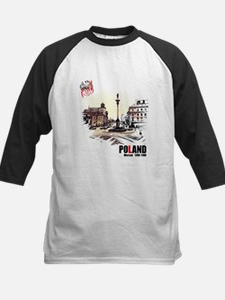 Poland Warsaw Baseball Jersey